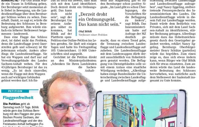 Presseartikel MZ