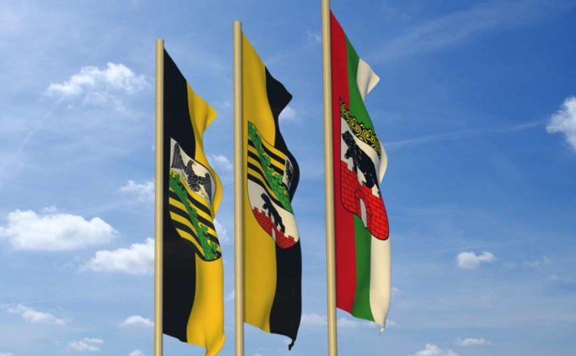 """5. April 2017 – Landtag macht """"Sachsen-Anhalt-Flagge"""" zur Landesflagge"""